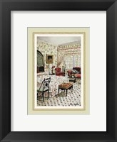 Framed Inviting Country Guestroom