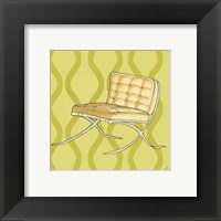 Framed Modern Chair I