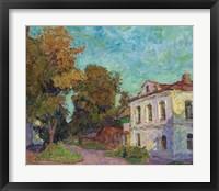 Framed Fall in Rostov