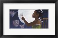 Framed Evening Wish