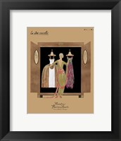 Framed Armoire de Kate II