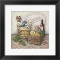 Mercato I Framed Print