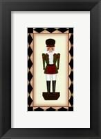Framed Small Nutcracker II