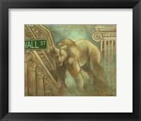 Framed Bear Market