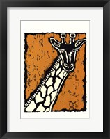 Framed Serengeti III