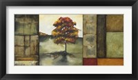 Autumnal Impressions I (Le - signed and numbered) Framed Print