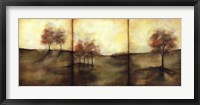 Autumnal Meadow I Framed Print