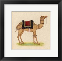 Framed Camel from India I