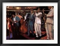 Framed Lindy Hop