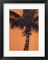 Getty Framed Print