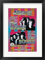 Framed Byrds, The Doors