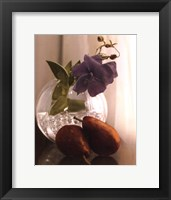 Fall Elegance II Framed Print
