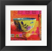 Framed Oriental Passion
