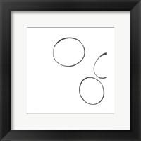 Framed Taupe V (giclee) (small)