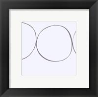 Framed Stone I (giclee) (small)