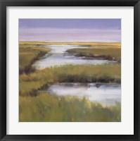 Framed Whispering Creek