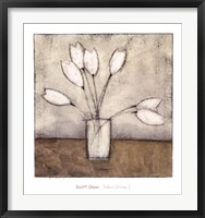 Framed Tulipa Group I