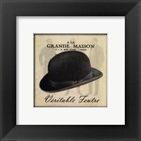 Framed Grande Maison II