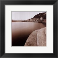 Bellagio View  Lake Come, Italy Framed Print