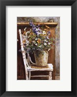 Framed Morning Arrangement, 1987