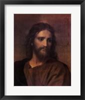 Framed Christ at Thirty-Three