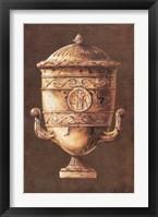 Framed Classic Urn I