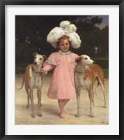 Framed Alice Antoinette