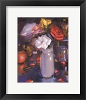 Framed Rose Table