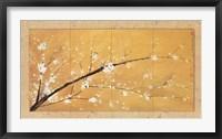 Framed Spring Blossom