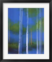 Framed Melodious Birch I