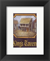 Framed King's Tavern