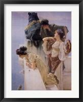 Framed At Aphrodite's Cradle