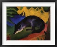 Framed Fuchs