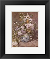 Spring Bouquet, 1866 Framed Print
