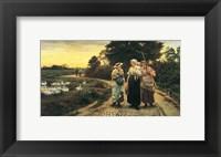 Framed Haymakers