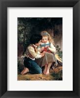 Framed Special Moment, 1874