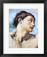 Head of Adam Framed Print