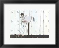 Brighella Framed Print