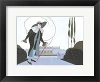 Le Docteur Ballanzone Framed Print