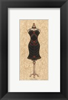 Querida Framed Print