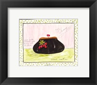 O Cherry Framed Print