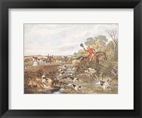 Bachelor's Hall/Plate No. 3 Framed Print
