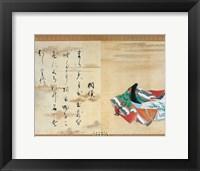Framed Poetess, Lady Sagami