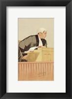 Framed Our Weakest Judge