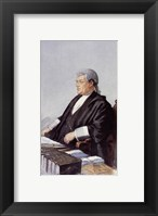 Framed Good Judge