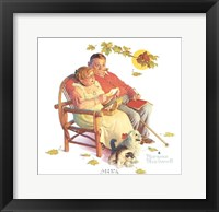 Fondly Do We Remember Framed Print