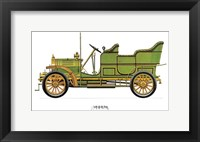 Spyker 1906 Framed Print