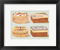 Decorated Gateaux-Occasion Framed Print