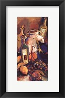 Tuscan Kitchen I Framed Print