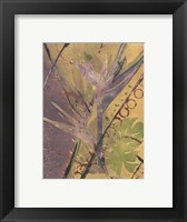 Rainforest Suite II Framed Print